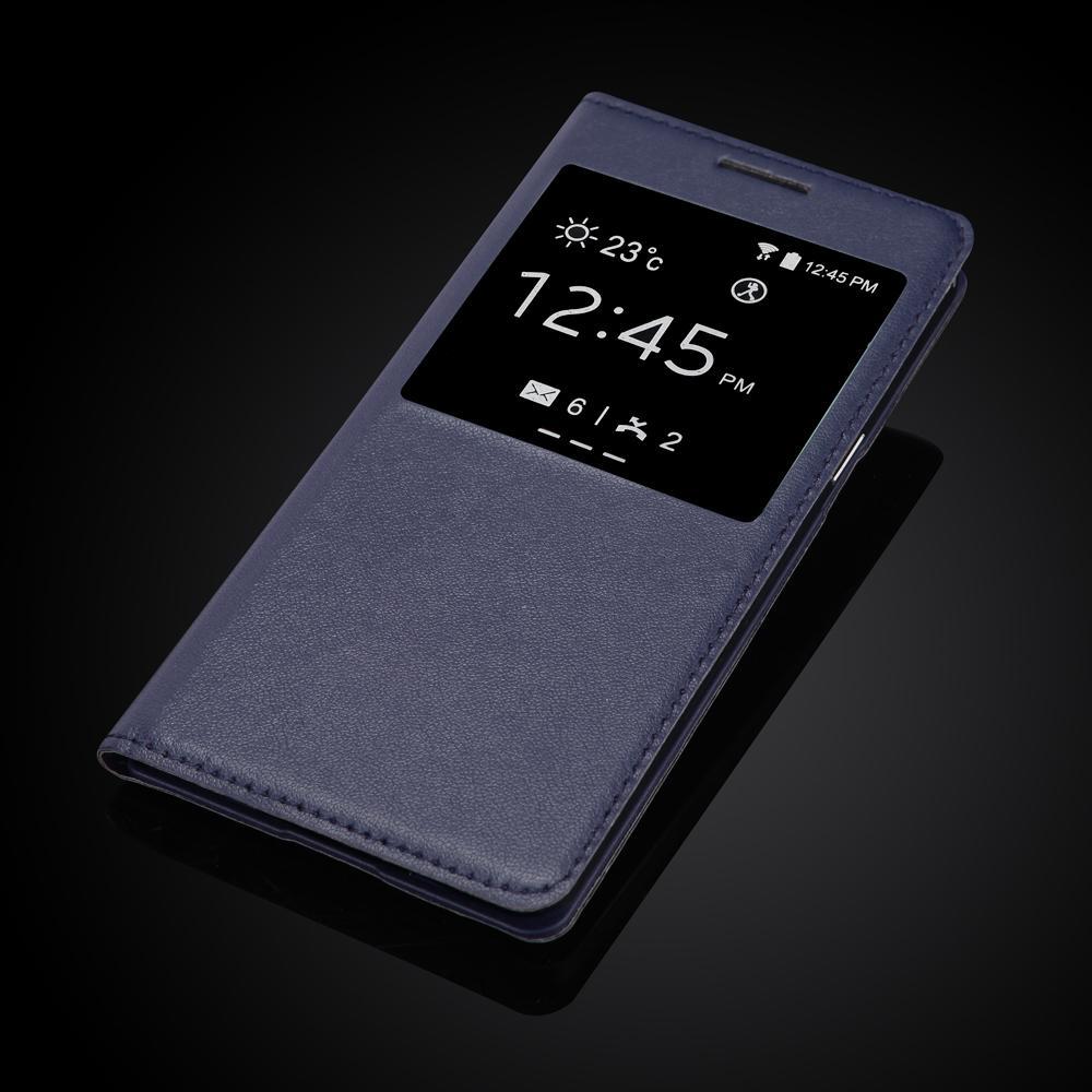 Carcasa de la batería para Samsung Galaxy Grand Prime G530 G530H SM-G530H G530W G5308W G531 G531H SM-G531F de cuero