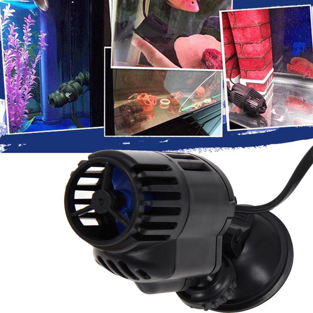 Bomba de água de circulação para aquário, bomba de água de circulação para tanque de peixes, 220-240v nova varal