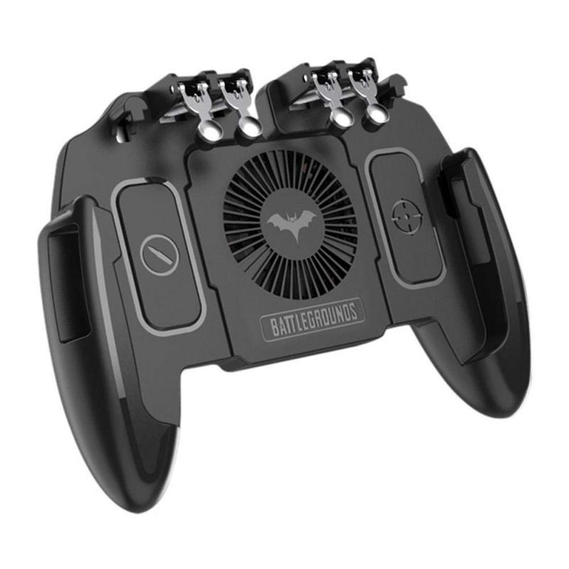 M13 геймпады беспроводной игровой контроллер мобильный Геймпад Консоль игровой джойстик шесть пальцев мобильный геймпад для Android IPhone с вент...
