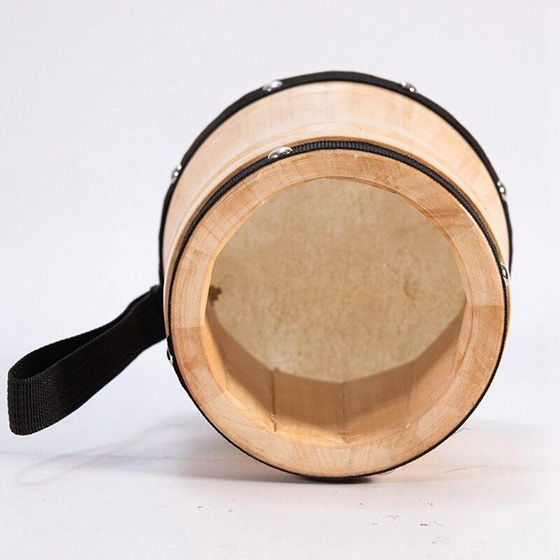 Single Drum Bongo Drum Single Bongo Drum Sheepskin Material Percussion Instrument Pat Drum enlarge