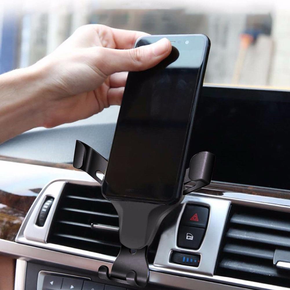 Universal Gravity Car Air Vent Mount Bracket Mobile Phone Stand Holder Cradle carros Exterior Automobile
