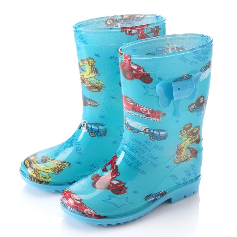 أحذية المطر للأطفال ، وأحذية الماء ، والأحذية المطاطية للنساء