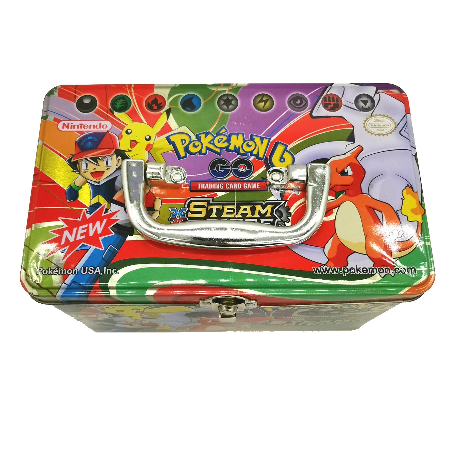 153pcs/set Carrying Case Box Pokemon TAKARA TOMY Battle Toys Hobbies Hobby Collectibles Game Collection Anime Cards for Children