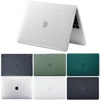 Чехол для ноутбука MacBook air 13, чехол для MacBook pro 13, чехол 2020 дюйма для Macbook air m1, чехол Funda Pro 16, чехол 11, 12, 15, аксессуары