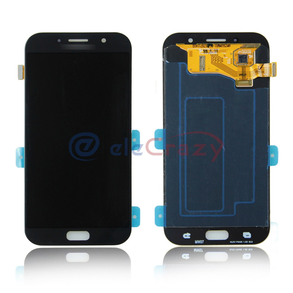 Original LCD Display For Samsung Galaxy A7 2017 A720 A720F Touch Screen Digitizer Assembly Super AMOLED Replacement Burn-Shadow enlarge