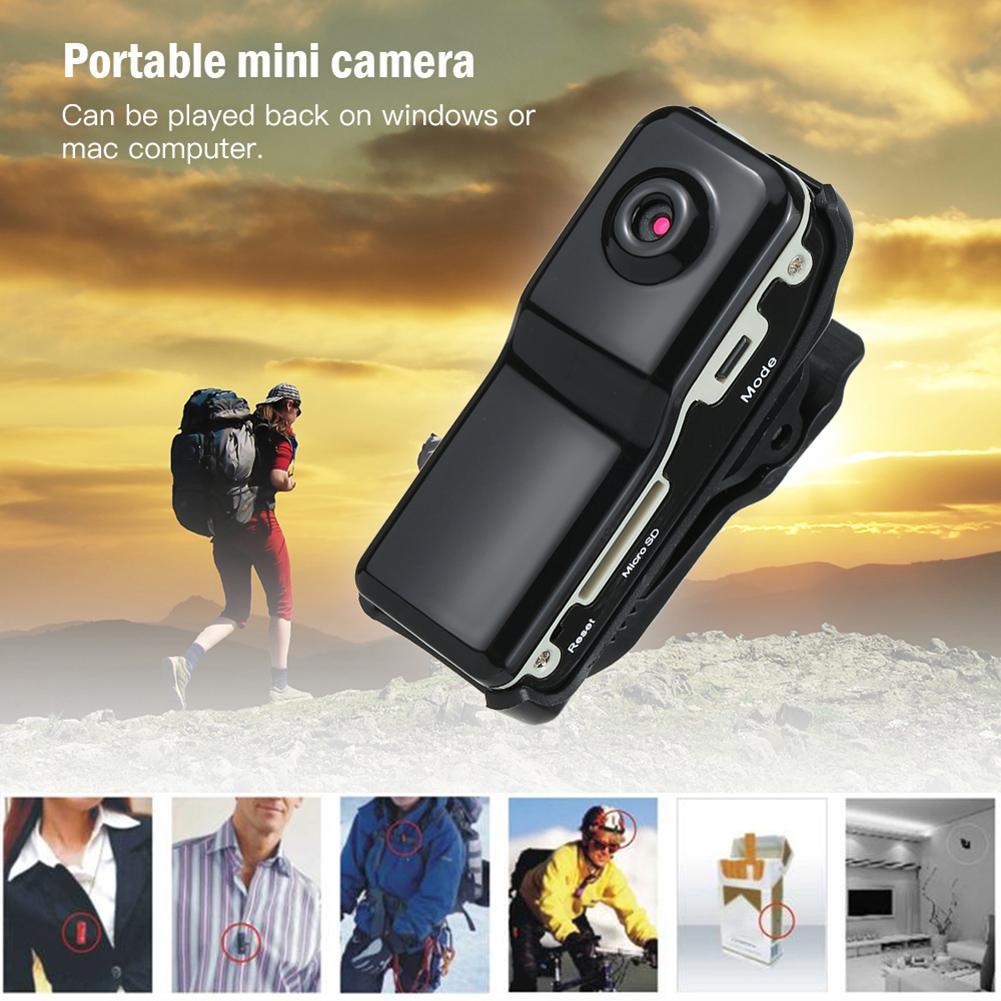Coche cámara inalámbrica 5V aérea Mini cámara de Video Digital Clip grabador...