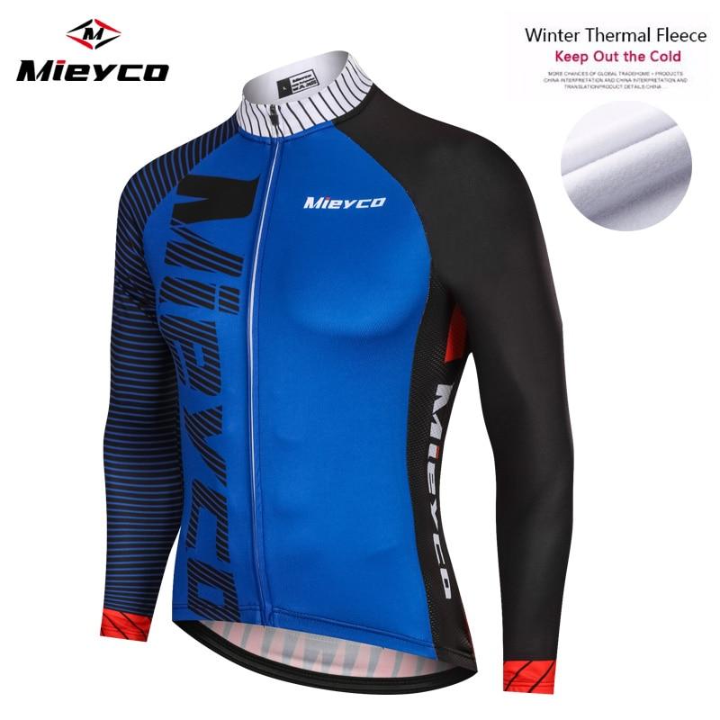 Chaqueta de invierno para hombre, Jersey térmico y polar para Ciclismo, prendas...