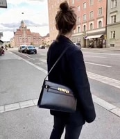 handbag 2021 new fashion all match explosive female bag manhattan retro armpit bag double compartment messenger bag shoulder bag