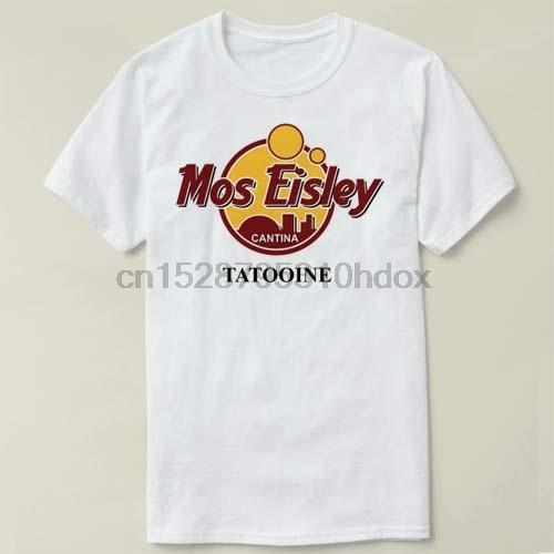 Mos eisley Cantina Tatooine para hombre Camisetas de Fitness de Hip Hop para hombres, Camisetas de ropa de tamaño Super grande ZL de moda clásico (1)
