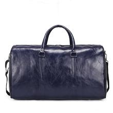 Retro Travel Bag High Quality Solid Color Portable 2pu Retro Short Distance Luggage Large Capacity S