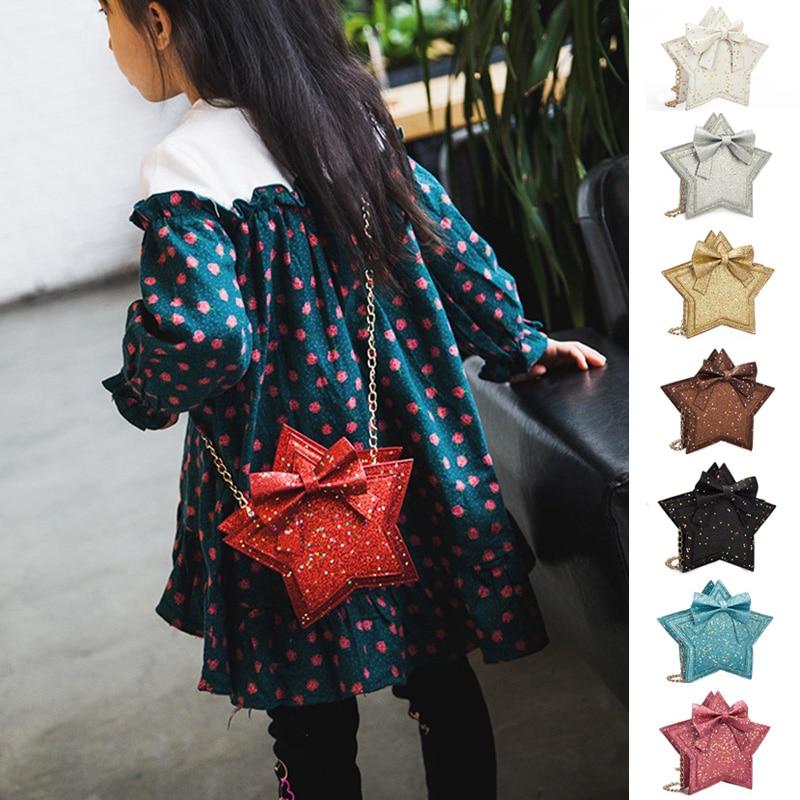 Cute Baby Girls Bag Plush Backpacks Messenger Bag Cute Sequins Kids Small  Children Handbags Shoulder Bags Children Girls Bag