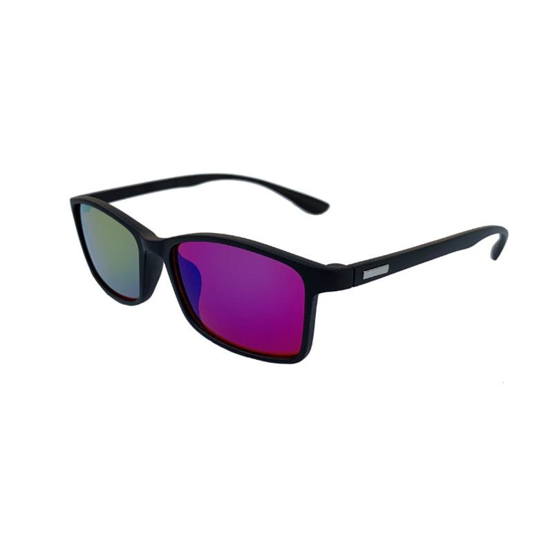 Newest Color-blindness Glasses Corrective Red Green Color Blind Examination Women Men Colorblind Drivers license Eyeglasses YS1