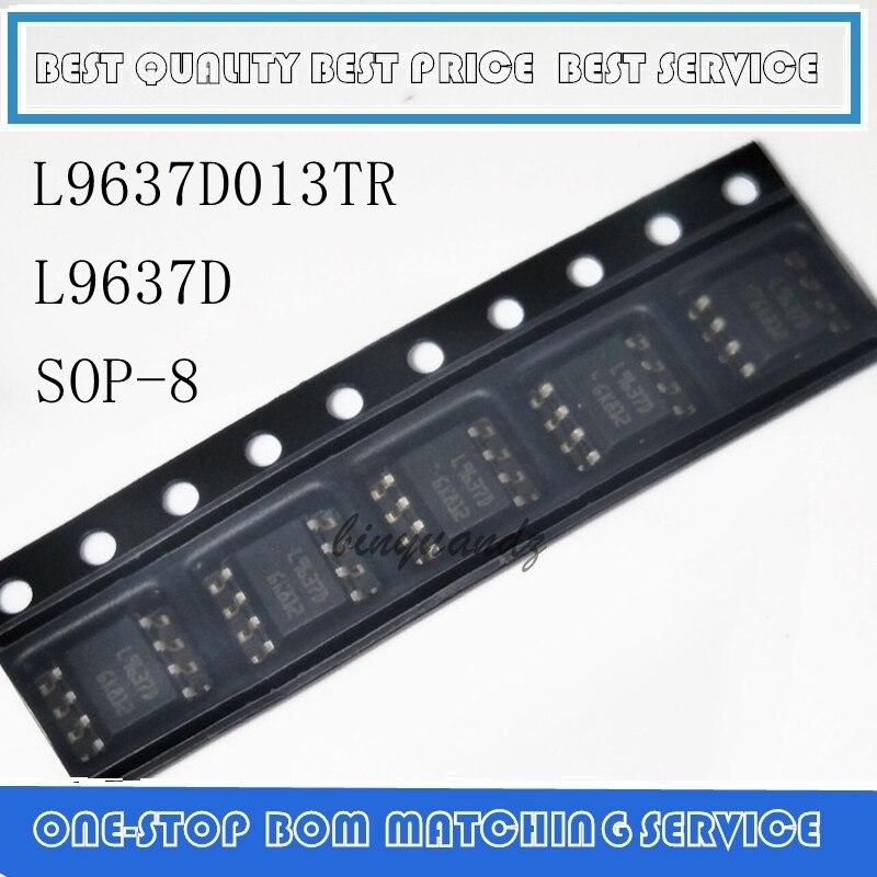5PCS-20PCS L9637 L9637D013TR L9637D SOP-8 Bus driver IC