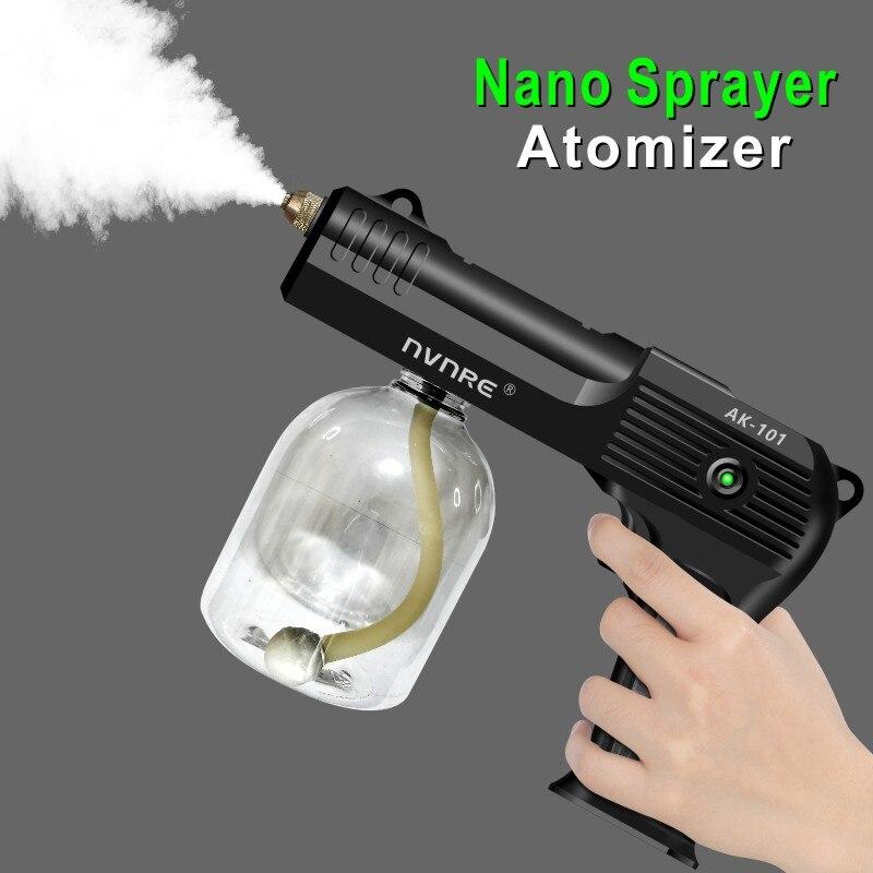 Elektrische Spritzpistole Flasche Garten Power Sprayer Maschine Elektrische Wasser Kleine Gießkanne Fogger Rechargable Batterie für Auto Pet