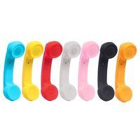 Wireless Bluetooth 2.0 Retro Telephone Handset Receiver Headphone for Phone Call