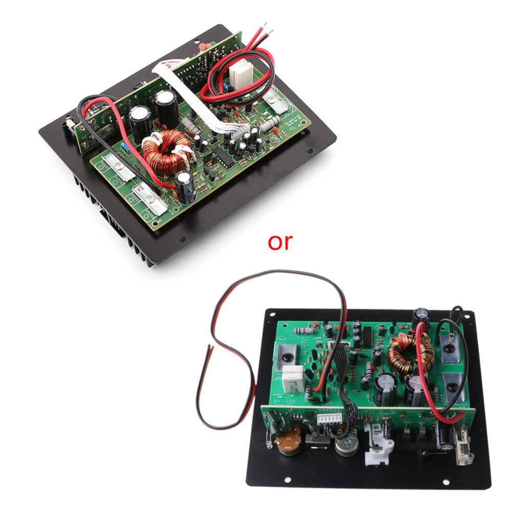 12 v 600 w amplificador de áudio do carro placa PA-60A módulo de circuito subwoofer amplificadores do carro
