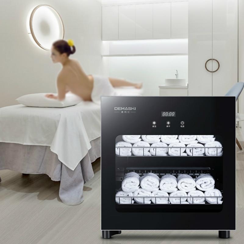Toalla de baño esterilizada para el hogar armario de desinfección con calefacción calentador de toallas de salón de belleza secador para platos electrónico de desinfección