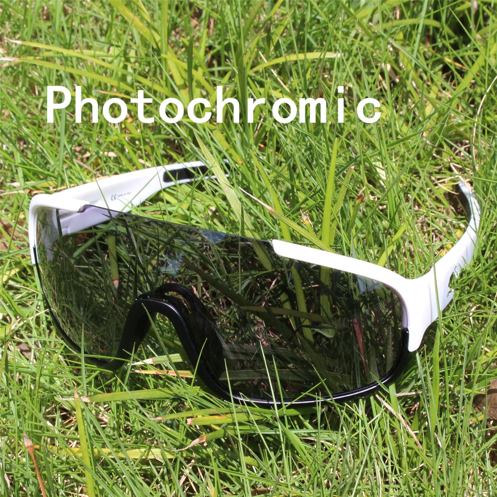 Anhelan fotosensibles Ciclismo Gafas de sol de las mujeres de los hombres...