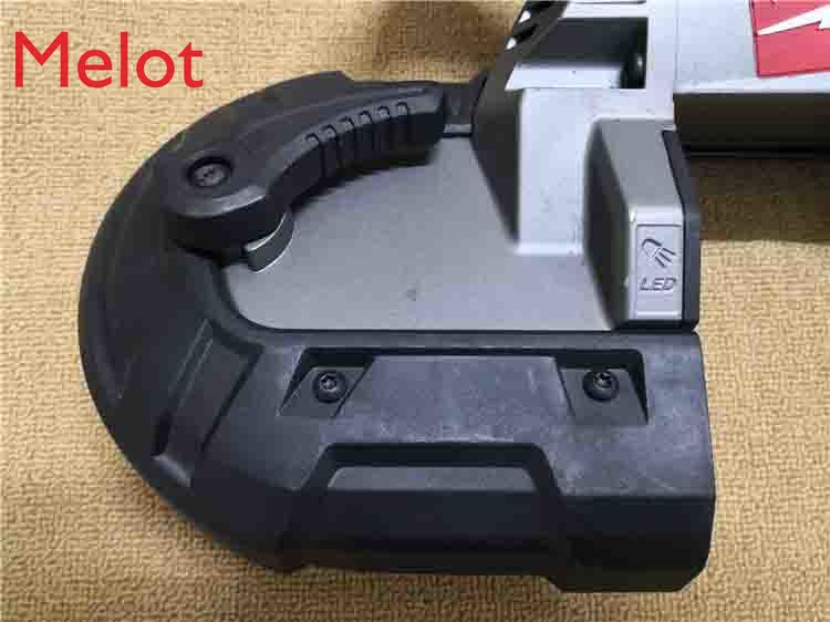 Imported Second-hand 2729 Lithium Battery Band-Sawing Machine for Miliukee M18 enlarge