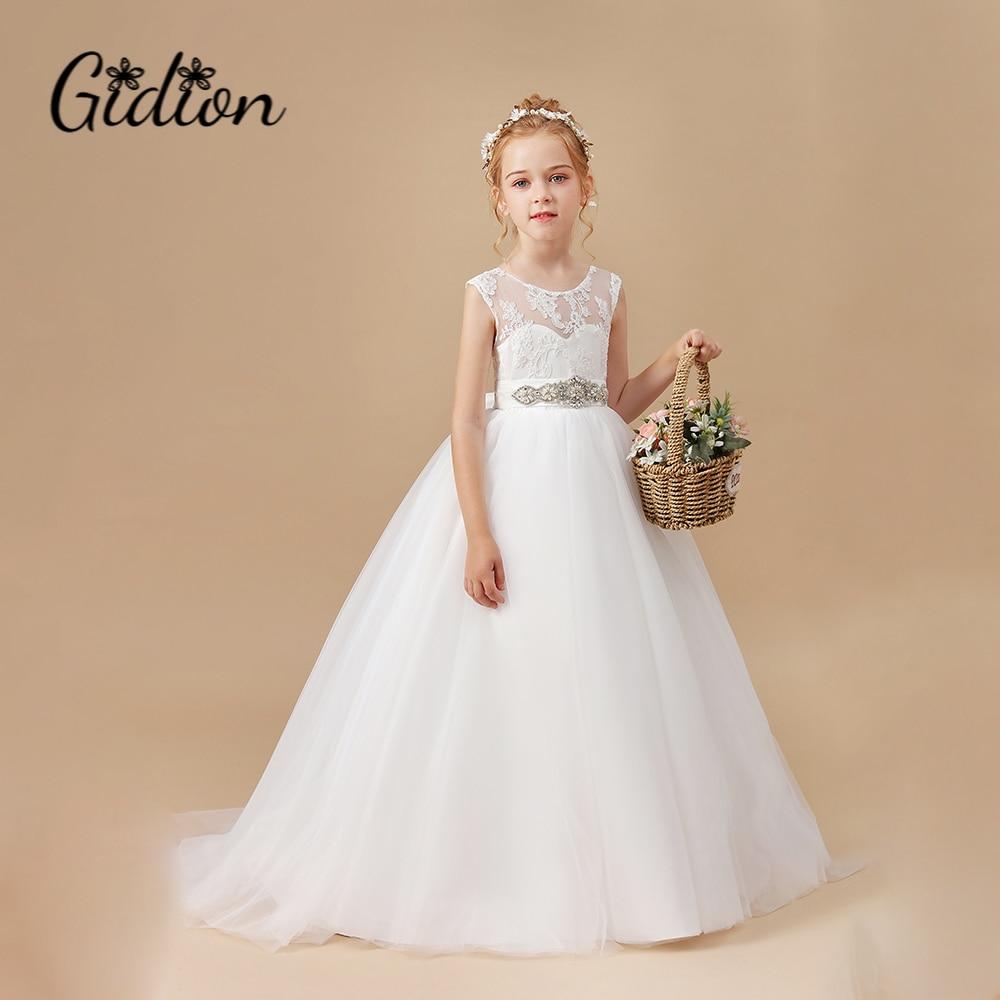 Платье для девочек Элегантное летнее платье принцессы на новый год Детские вечерние свадебное платье, Детские платья для девочек на День ро...