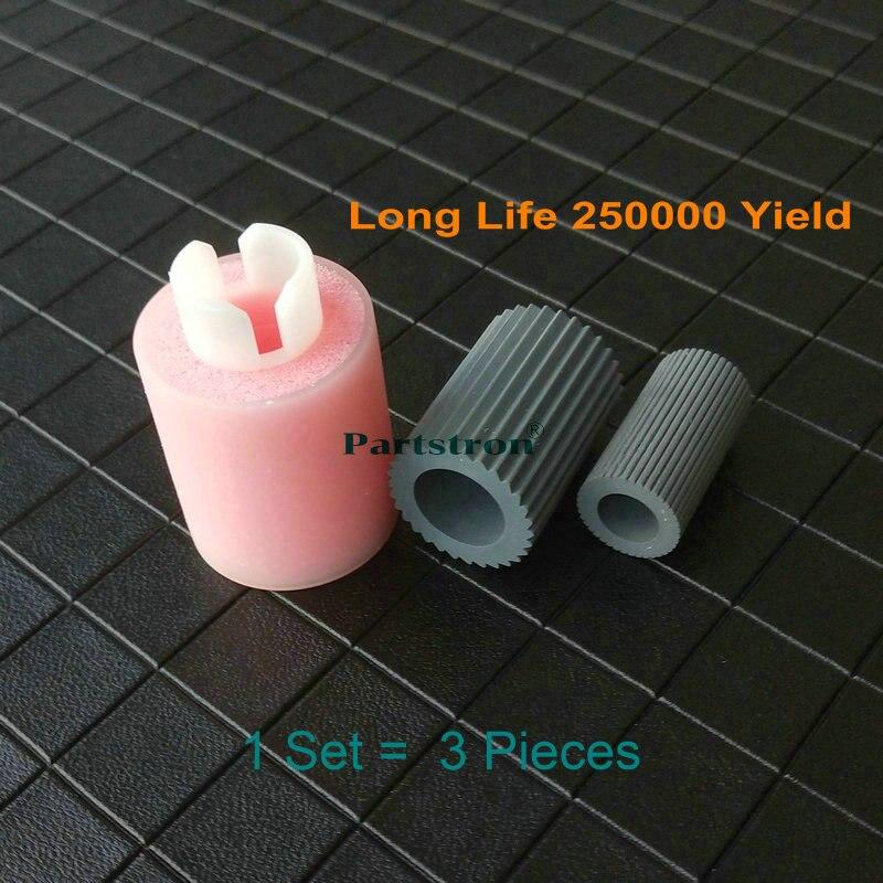 10Set Long Life Paper Pickup Roller Kit FC5-2528-000 FC5-2526-000 FC5-2524-000 for use in Canon ADV6555i 6565i 6575i I II 6075