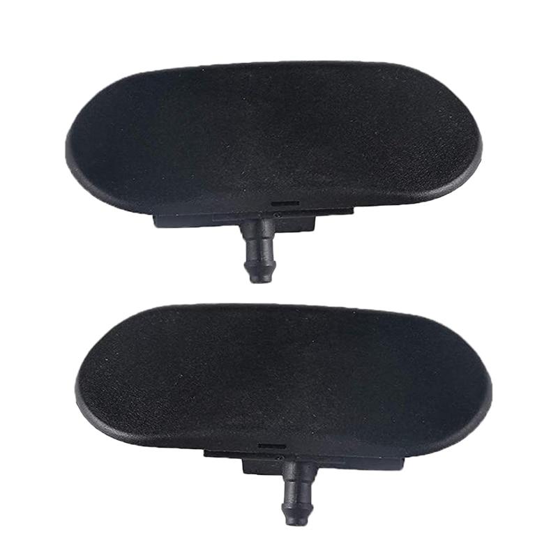 2 uds izquierda parabrisas boquilla de chorro limpiaparabrisas para Aud que A6 2002-2008 A4 2001-2008 A3 A8 2004-2007 4FD955987 4FD955988