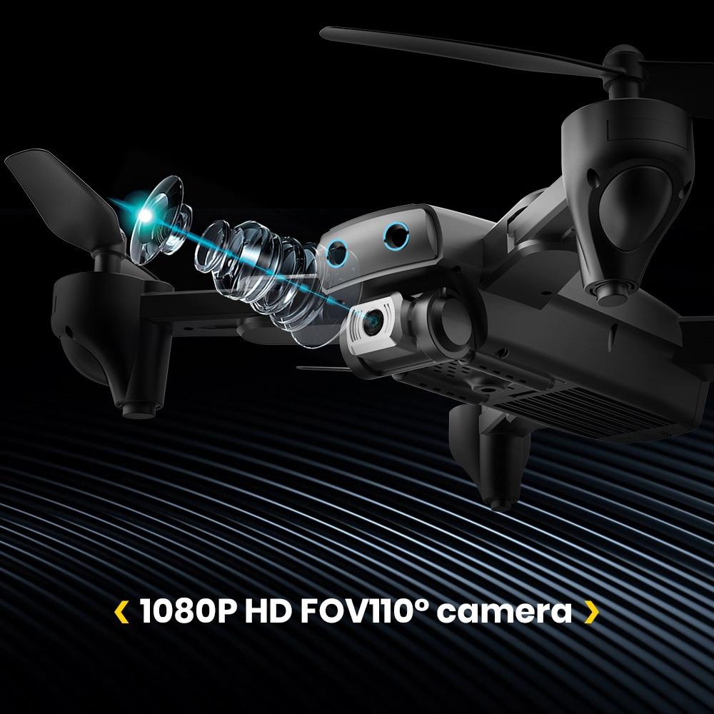 Holy Stone S167 Drone  HD 1080P Camera GPS Foldable FOV 110° WiFi FPV Profesional Dron RC Quadcopter GPS Follow Me Mode 18 Mins enlarge