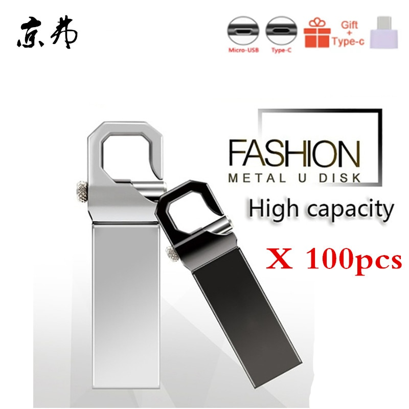 100pcsLot Meatl Mini Pendrive 32gb 16gb Usb 2.0 Print Logo Usb Flash Drive 8gb 4gb Cheap Memory Stick Pen Drive Memoria Stick