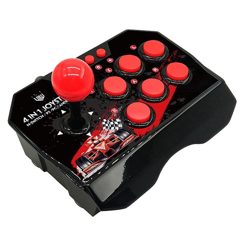 عصا التحكم في اللعبة ل PS4 PS3 قطعة التبديل القتال مهد الروك لعبة