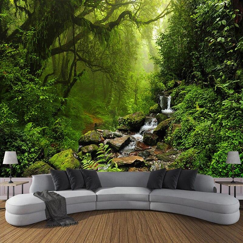 Papel pintado Mural 3D personalizado para foto de dormitorio Fondo papeles tapiz decoración del hogar sala de estar pintura moderna rollos de papel de pared