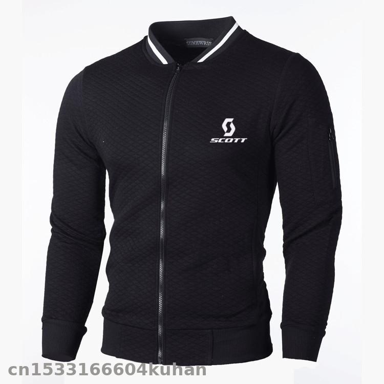 2021 куртки ciclismo повседневные пальто Мужская спортивная одежда с воротником-стойкой тонкие куртки для Скотта мужская куртка-бомбер vh