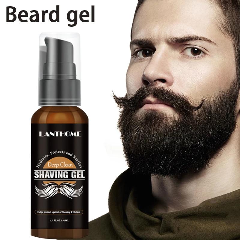 Men's Beard Essential Oil Plant Formula Beauty Makeup Skin Care Men's Products