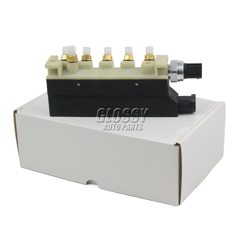 Bloc de soupape de compresseur de Suspension dair AP02 pour mercedes-benz classe S S350 S430 S500 S55 AMG S600 S65 AMG W220 2203200258