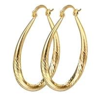 fashion jewelry 925 silver gold plated u earrings woman%e2%80%98s earrings