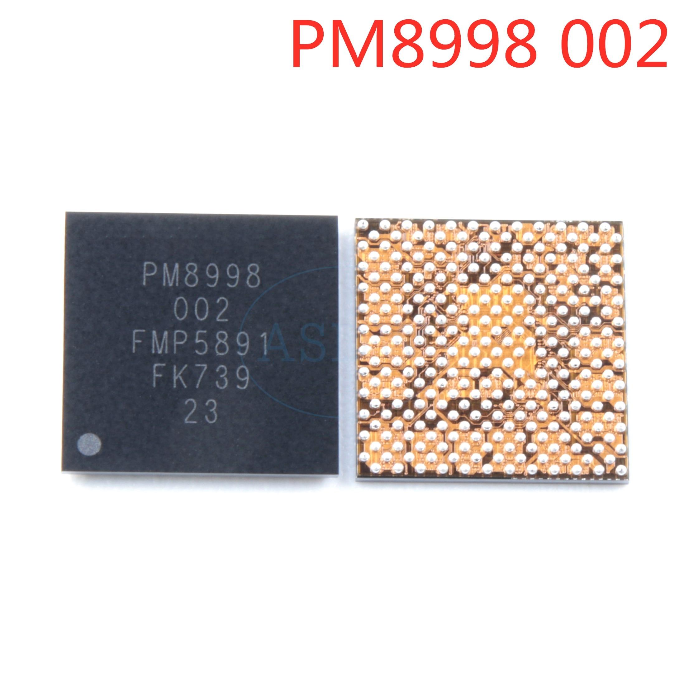 PM8998 002 PM IC pour Samsung Galaxy S8 G950 N950 pour XIAOMI MI6 IC dalimentation de contrôle de gestion de lalimentation principale