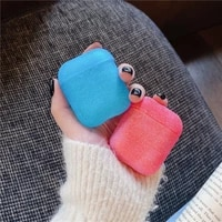 luxury glitter case for airpods pro 3 cute wireless earphone case for apple airpods 1 2 shining headset soft silicone cover