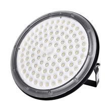 100 واط/150 واط بالموجات فوق الصوتية LED مصباح المرآب LED UFO عالية خليج أضواء IP65 الإضاءة التجارية لامبارا الصناعية مستودع Werkstattlamp