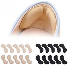 5 Pairs Heel Insoles Pain Relief Cushion Anti-wear Adhesive Feet Care Pads Heel Sticker Heel Liner G