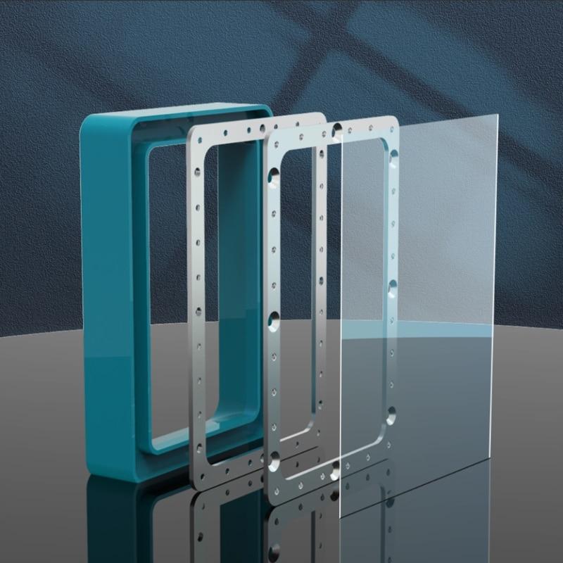 2Pcs/Lot CREALITY FEP Release Film For LCD SLA Resin DLP 3D Printer Accessories