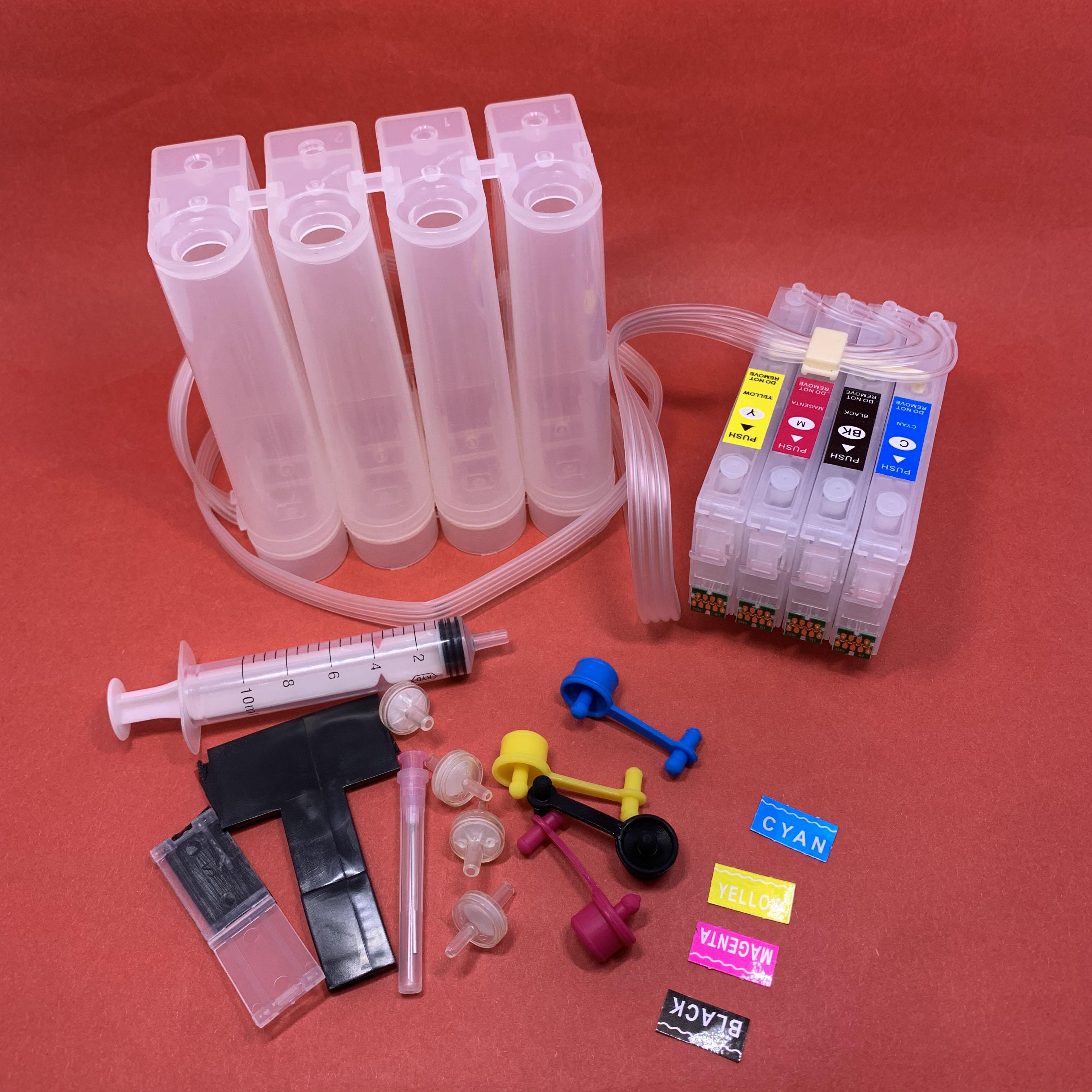 YOTAT CISS T3591-T3594 cartucho de tinta con arco chip 35XL T359XL para Epson Pro WF-4720 WF-4725 WF-4740