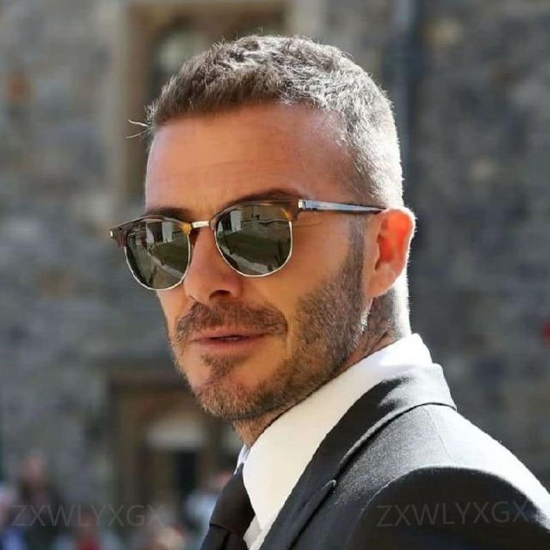 Classic Polarized Sunglasses Men Women Retro Brand Designer High Quality Vintage Sun Glasses Female
