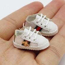 Puppe schuhe sneaker für blyths ob11 lati puppen als fit 1/12 BJD puppen mini spielzeug sheos