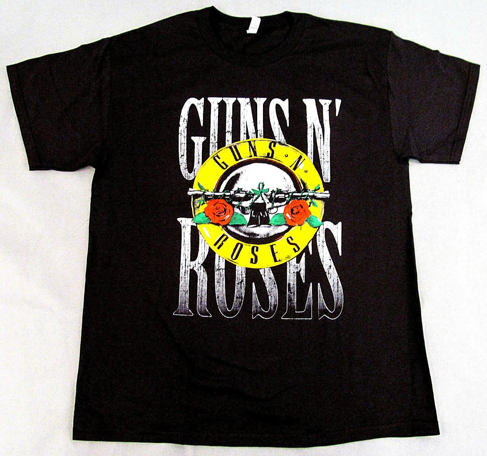 Guns N Roses T camiseta Rock Tee Retro Gnr barra Axl Rose adulto S 3Xl nuevo