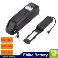 electric bicycle battery pack ebike 36v 12 5ah 10 4ah hailong down tube lithium ion bateria for diy modified mountain bike motor