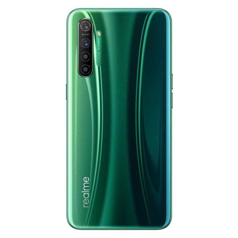 Фото3 - Оригинал Realme X2 8 Гб 128 ГБ 30 Вт быстрое зарядное устройство телефон мобильный телефон Snapdragon 730G 64-мегапиксельная четырехъядерная камера 6,4''