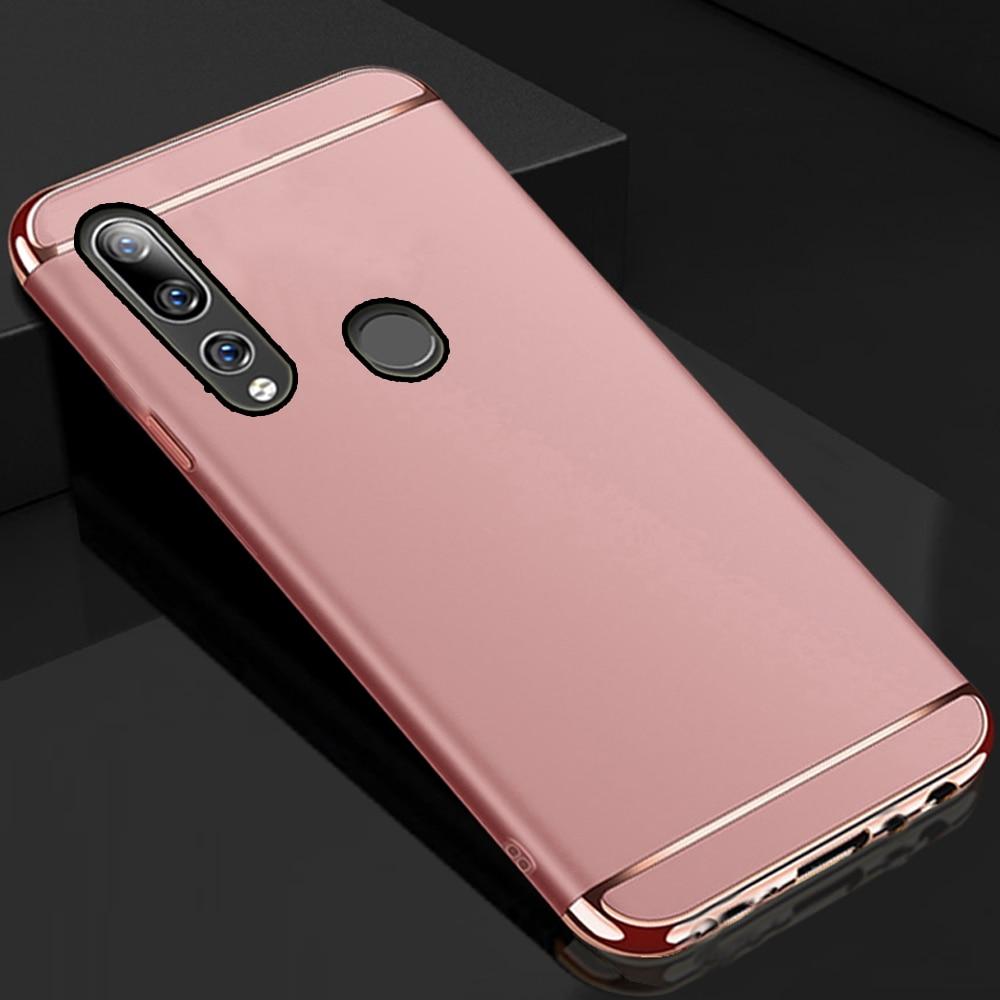 ETUI trasero de teléfono de plástico duro, coque, cubierta, funda para huawei p smart z y9 prime 2019 y 9 para huawei huwwei psmart z Accesorios