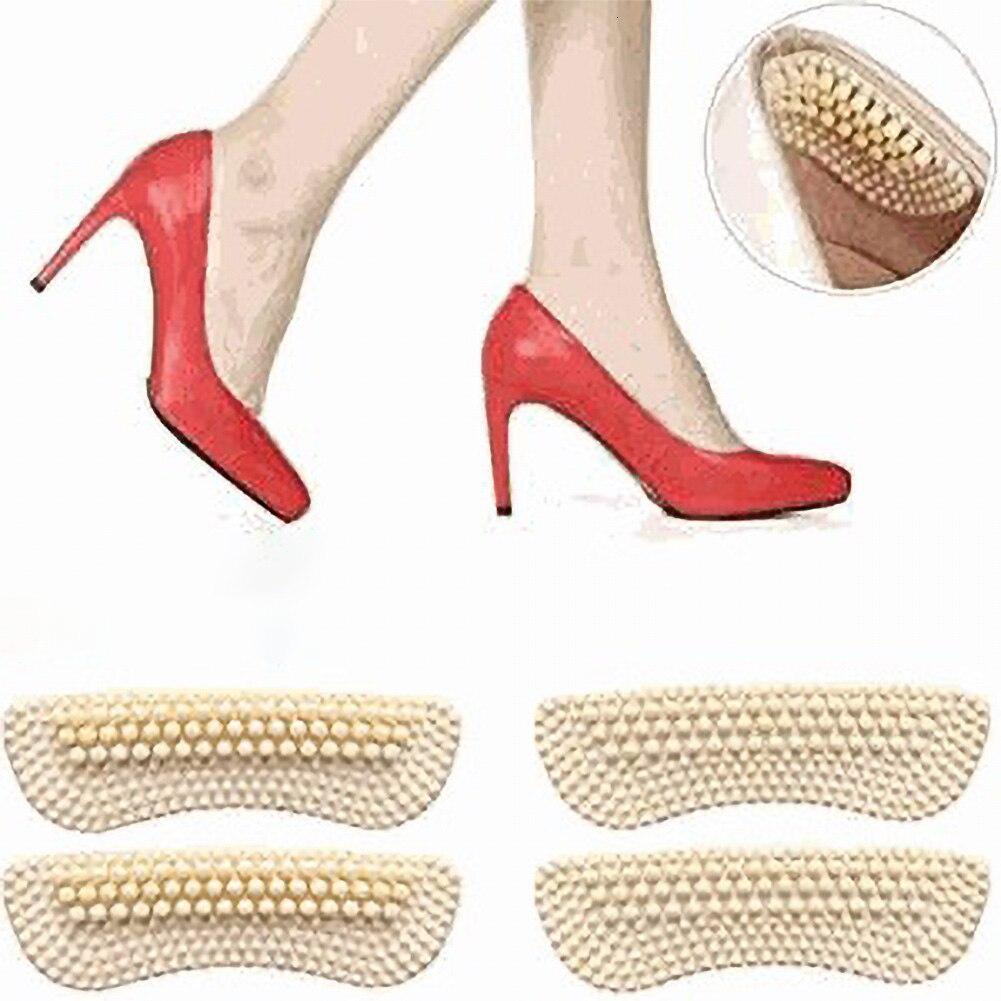 Женские туфли на высоком каблуке с захватами; Мягкие силиконовые вставки для снятия боли
