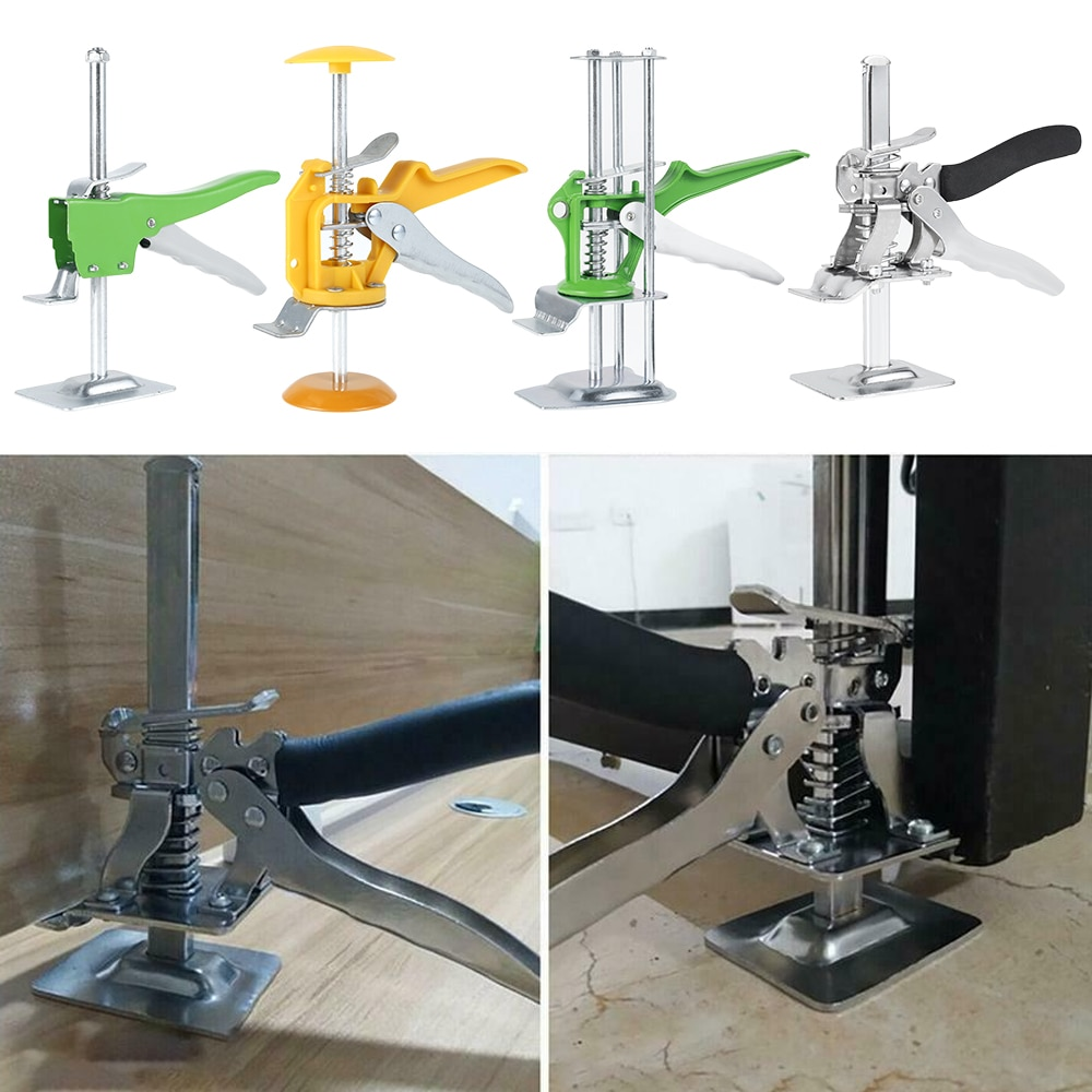 The New Practical Stainless Steel Tile Height Regulator Wall Leveling Precision Finder Lifting Tool Construction Dropship