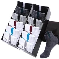 high quality men socks cotton 10pairs outdoor sports summer autumn male short fashion stocking black white breathable mens sock