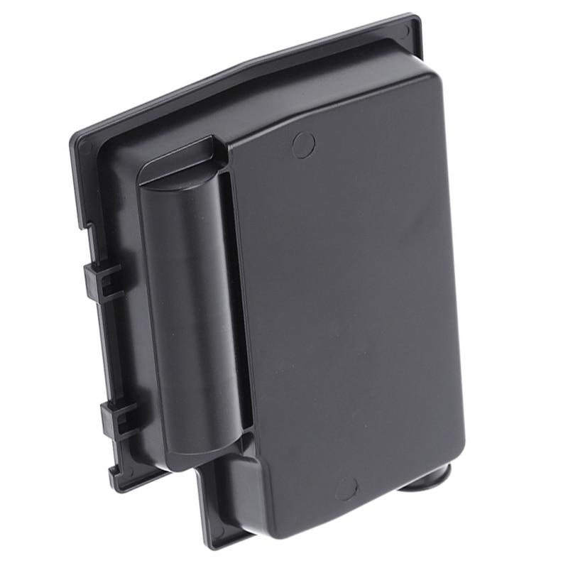 Para Subaru Xv Crosstrek 2012-16 caja bandeja para apoyabrazos central ABS plástico útil reemplazo